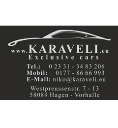KARAVELI exclusive cars