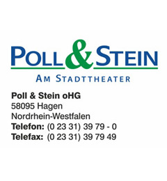 Poll & Stein am Stadttheater