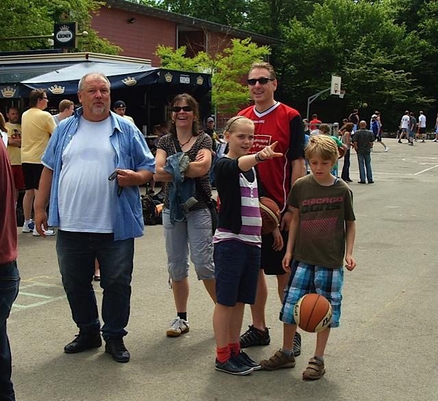 38. BG Basketballturnier