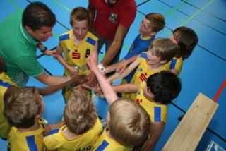 U12 schafft Regionalliga Qualifikation!